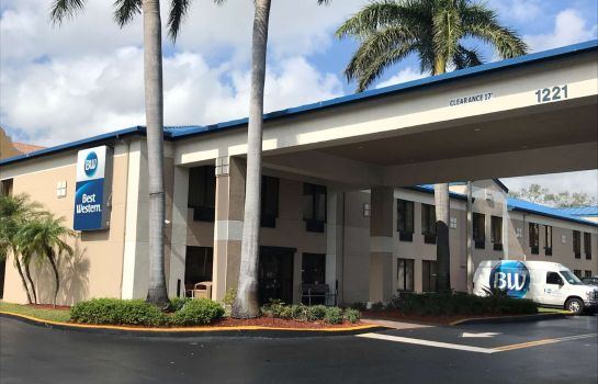 Exterior view Best Western Fort Lauderdale Airport/Cruise Port Best Western Fort Lauderdale Airport/Cruise Port