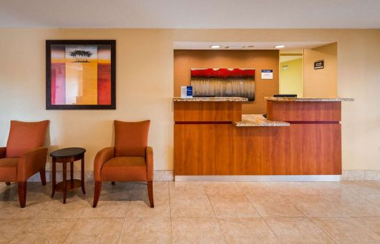 Lobby Best Western Fort Lauderdale Airport/Cruise Port Best Western Fort Lauderdale Airport/Cruise Port