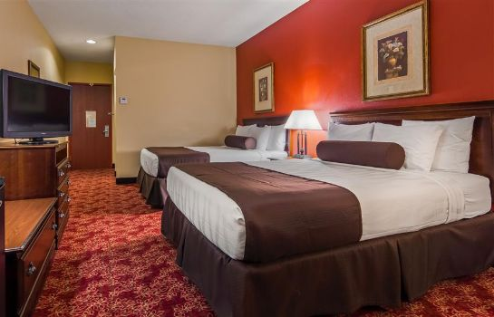Chambre Best Western Fort Lauderdale Airport/Cruise Port