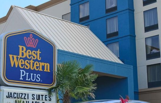 Außenansicht BEST WESTERN PLUS HTL STES AIR