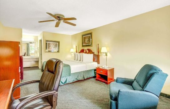 chambre standard Days Inn And Suites Peachtree City