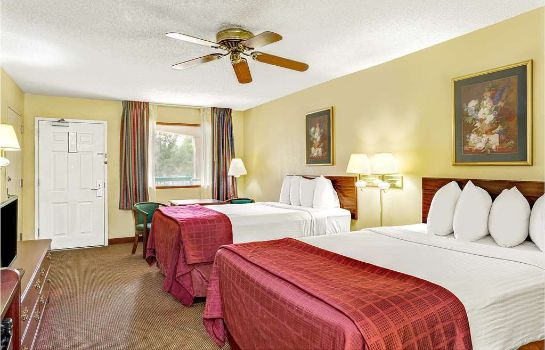 Pokój Days Inn And Suites Peachtree City