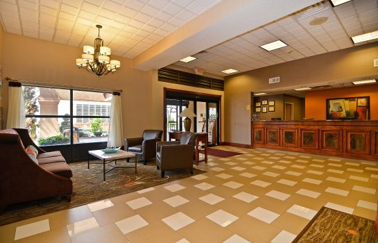 Lobby BEST WESTERN PLUS HTL STES AIR