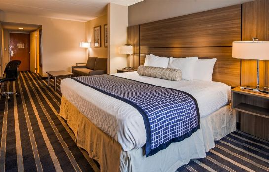 Zimmer Best Western Plus Hotel & Suites Airport South