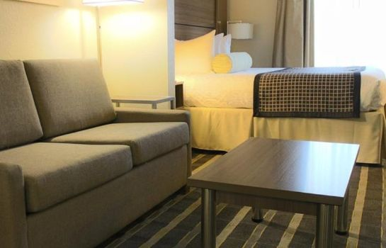 Room BEST WESTERN PLUS HTL STES AIR