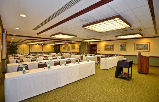 Sala konferencyjna BEST WESTERN THE PLAZA HOTEL