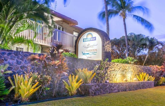 Vista exterior Days Inn by Wyndham Maui Oceanfront