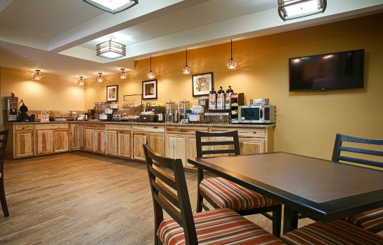 Restaurant BEST WESTERN TETON WEST