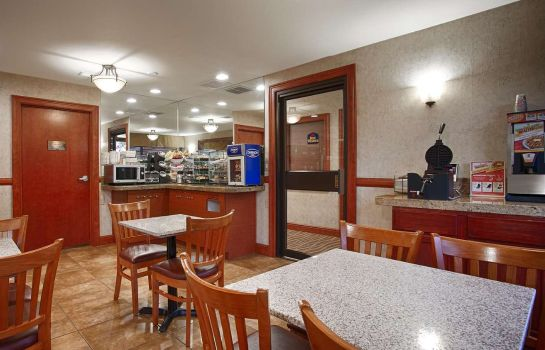 Restaurant BEST WESTERN AIRPORT INN