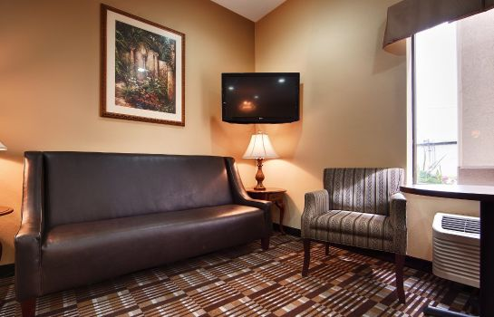 Hotelhalle BEST WESTERN CLEARLAKE PLAZA