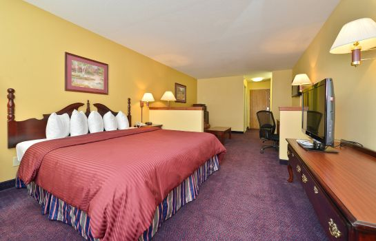 Suite BEST WESTERN CLEARLAKE PLAZA