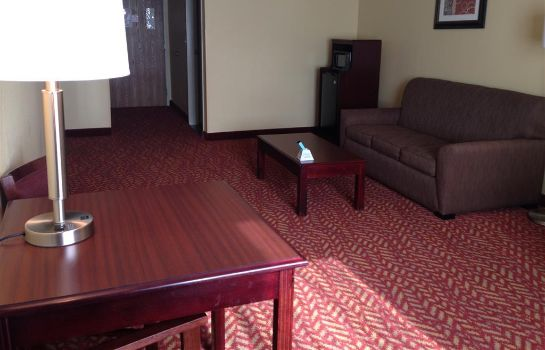 Zimmer BEST WESTERN CLEARLAKE PLAZA