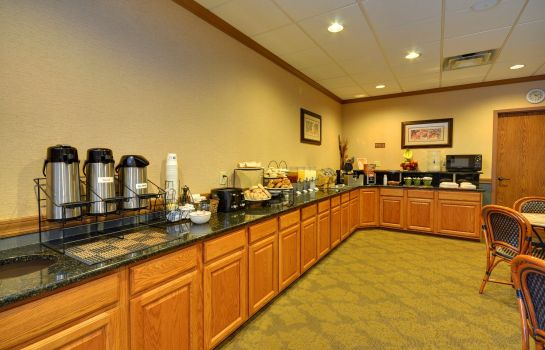 Restaurante Red Roof Inn and Suites DeKalb
