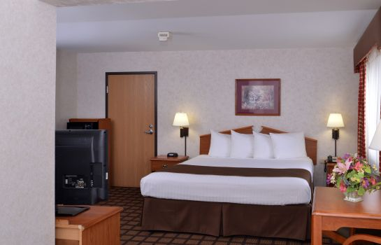 Suite Quality Inn Monee I-57
