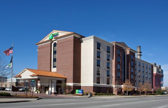 Exterior view Holiday Inn Express & Suites INDIANAPOLIS DTN-CONV CTR AREA