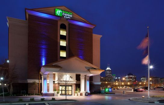 Vue extérieure Holiday Inn Express & Suites INDIANAPOLIS DTN-CONV CTR AREA