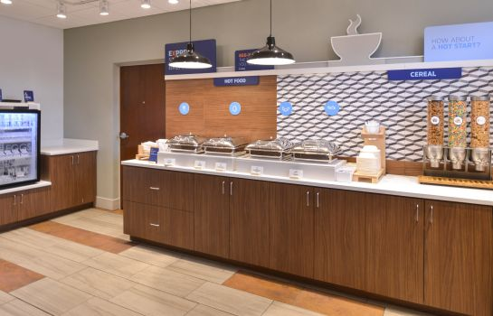 Restaurant Holiday Inn Express & Suites INDIANAPOLIS DTN-CONV CTR AREA