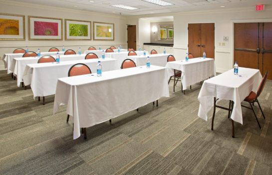 Conference room Holiday Inn Express & Suites INDIANAPOLIS DTN-CONV CTR AREA