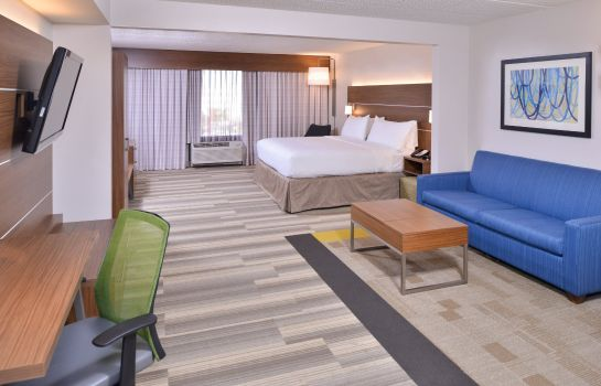 Room Holiday Inn Express & Suites INDIANAPOLIS DTN-CONV CTR AREA