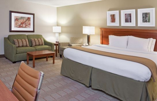 Zimmer Holiday Inn Express & Suites INDIANAPOLIS DTN-CONV CTR AREA