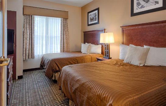 Zimmer BEST WESTERN AIRPORT SUITES