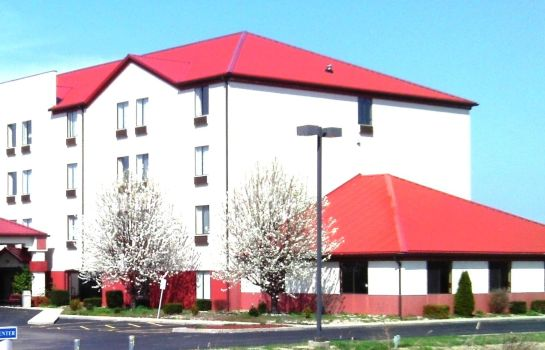 Vista esterna Holiday Inn Express & Suites EVANSVILLE NORTH