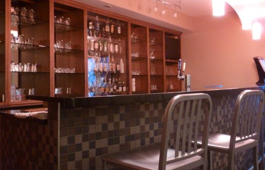 Hotel bar Holiday Inn Express & Suites EVANSVILLE NORTH
