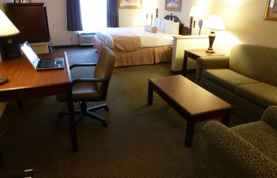 Pokój Holiday Inn Express & Suites EVANSVILLE NORTH