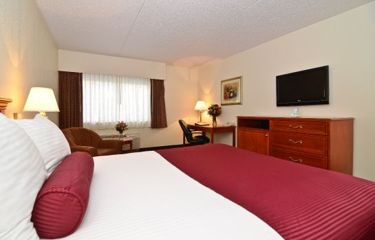 Zimmer BEST WESTERN PLUS LONGBRANCH