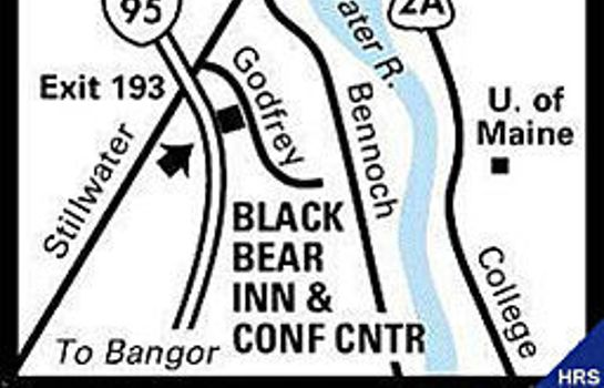Info Black Bear Inn & Conference Center