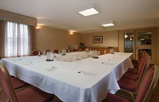 Sala de reuniones BEST WESTERN MERRY MANOR INN