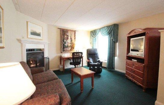 Zimmer BEST WESTERN MERRY MANOR INN