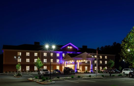 Außenansicht Holiday Inn Express & Suites STURBRIDGE
