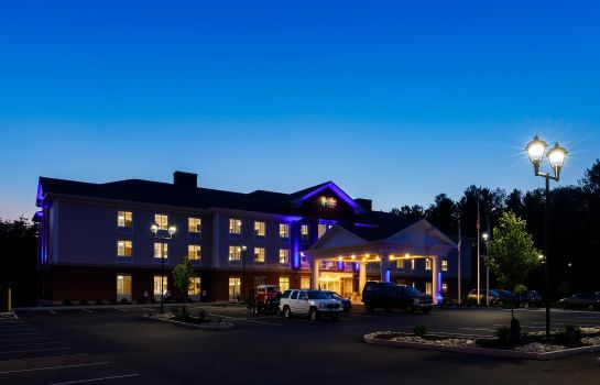 Vista esterna Holiday Inn Express & Suites STURBRIDGE