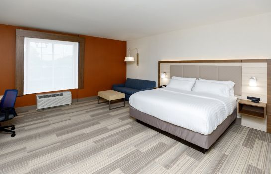 Info Holiday Inn Express & Suites STURBRIDGE