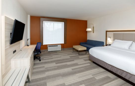 Zimmer Holiday Inn Express & Suites STURBRIDGE