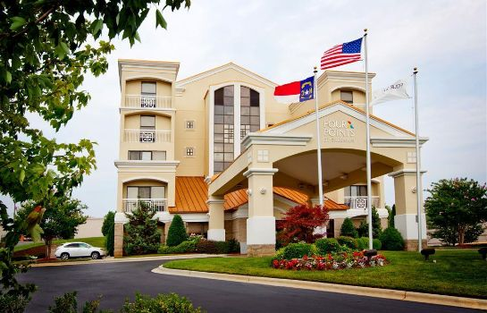 Außenansicht Four Points by Sheraton Charlotte - Pineville