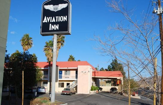 Buitenaanzicht Aviation Inn Hotel Las Vegas