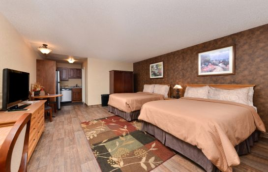 Suite ABVI Gold Country Casino