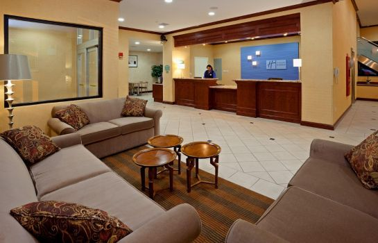Hotelhalle Holiday Inn Express LAGUARDIA ARPT
