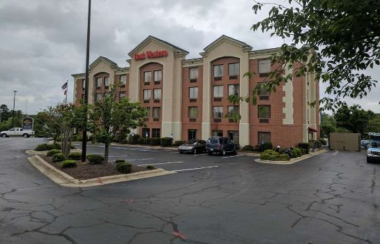 Außenansicht Best Western Plus Greensboro Airport Hotel