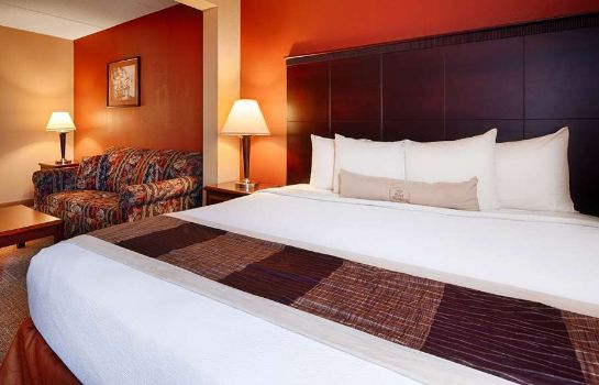 Zimmer Best Western Plus Greensboro Airport Hotel