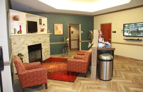 Hotelhalle BEST WESTERN PLUS SUITES GREEN