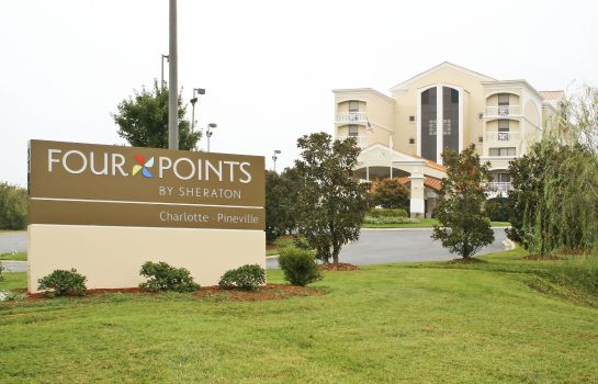 Buitenaanzicht Four Points by Sheraton Charlotte - Pineville