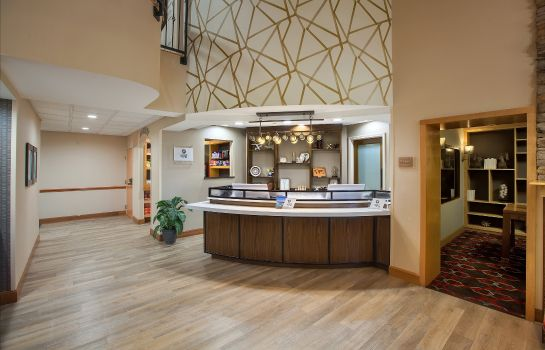 Hotelhalle Four Points by Sheraton Charlotte - Pineville