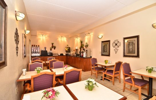 Restaurante Holiday Inn Express & Suites RALEIGH NE - MEDICAL CTR AREA