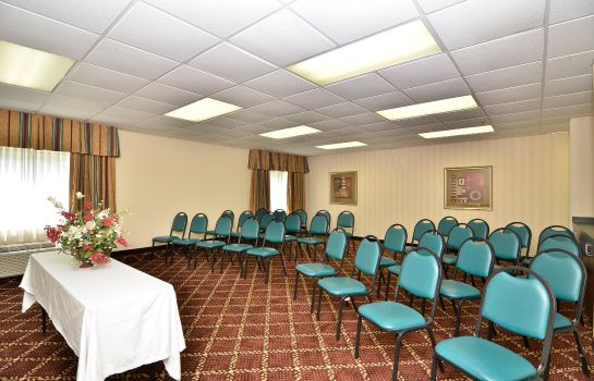Sala de reuniones Holiday Inn Express & Suites RALEIGH NE - MEDICAL CTR AREA