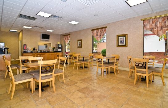 Restaurant BEST WESTERN FRANKLIN INN