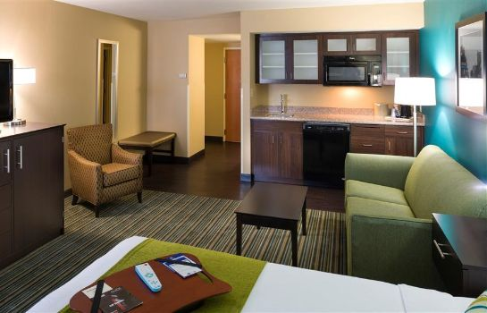 Suite BEST WESTERN PLUS CEDAR BLUFF