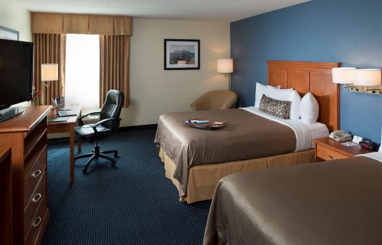 Zimmer BEST WESTERN PLUS CEDAR BLUFF